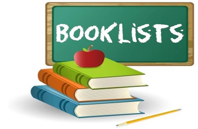 Booklists 2013-2014