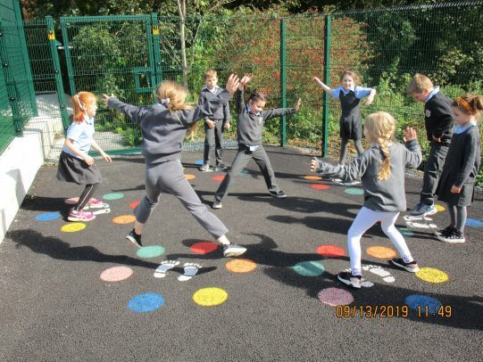 Our School Yard Upgrades