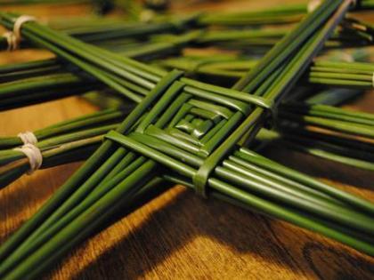 St. Brigids Crosses