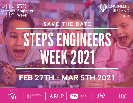 Engineering Week 27th February – 5th March